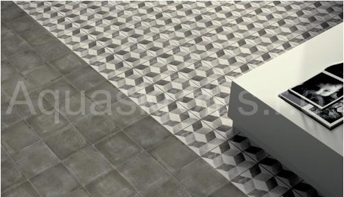 Obklad Nebo Dlažba 20x20 Decoro Cubo Vintage Ermes Aurelia