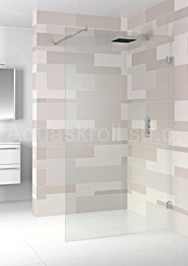 Otevřený sprchový kout